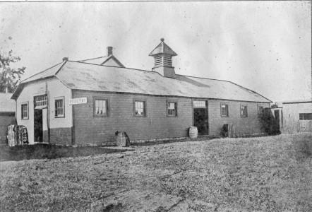 Dinning Hall 1916